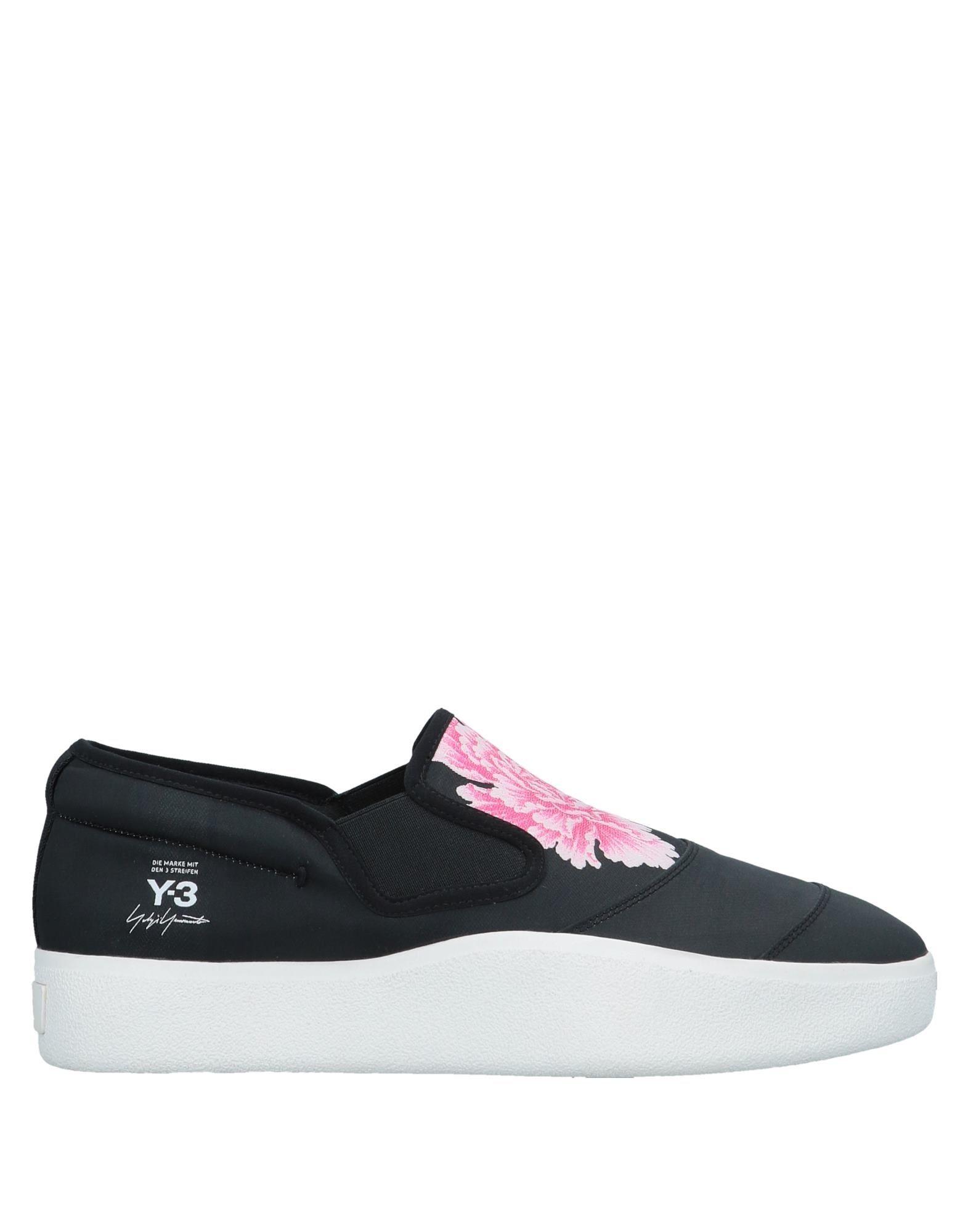 Y-3 Низкие кеды и кроссовки кроссовки y 3
