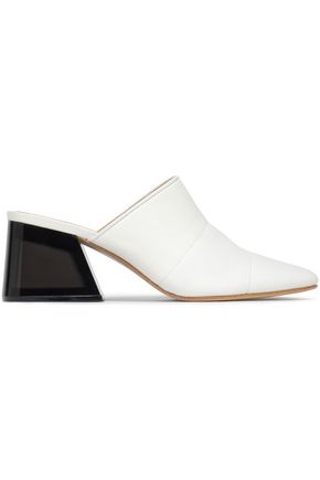 RAG & BONE Leather mules
