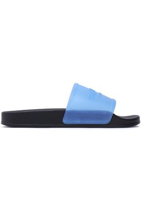 RAG & BONE Rb Pool embossed rubber slides