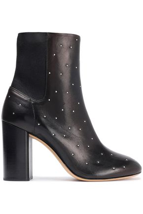 RAG & BONE Studded leather ankle boots