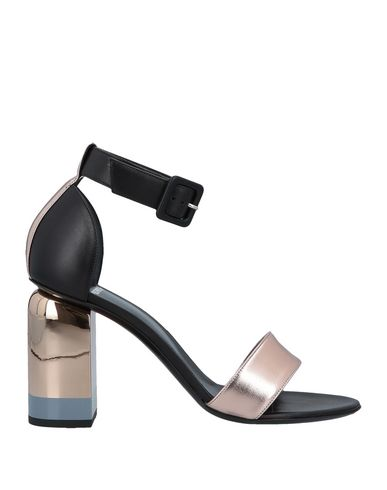 Фото - Женские сандали  цвет медный