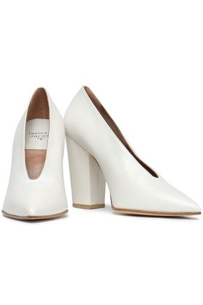 LAURENCE DACADE Mira leather pumps