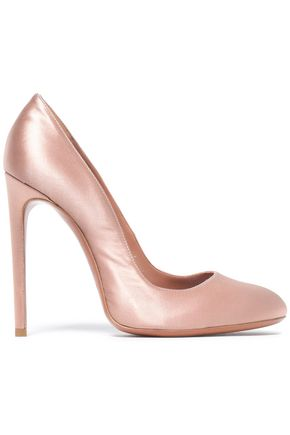 ALAÏA Satin pumps