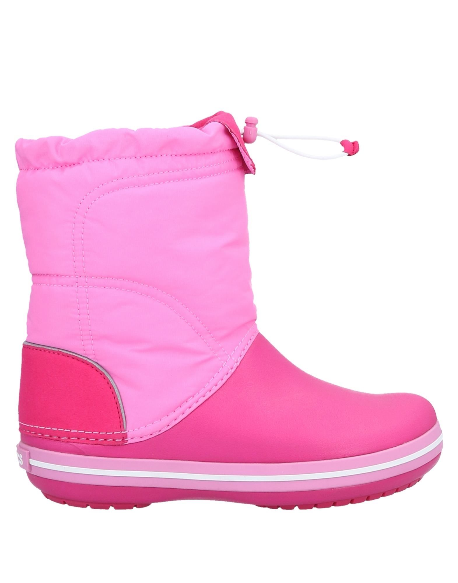 CROCS Полусапоги и высокие ботинки