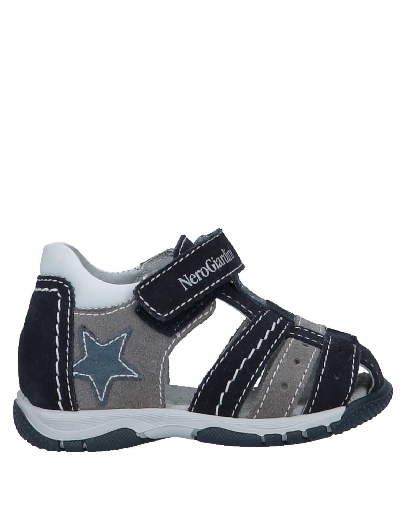 NERO GIARDINI JUNIOR Сандалии сандалии mjus 954006 101 0001 argento nero