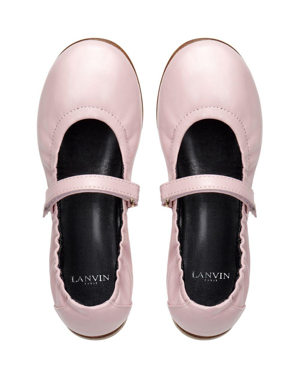 BALLERINES ROSES  - Lanvin