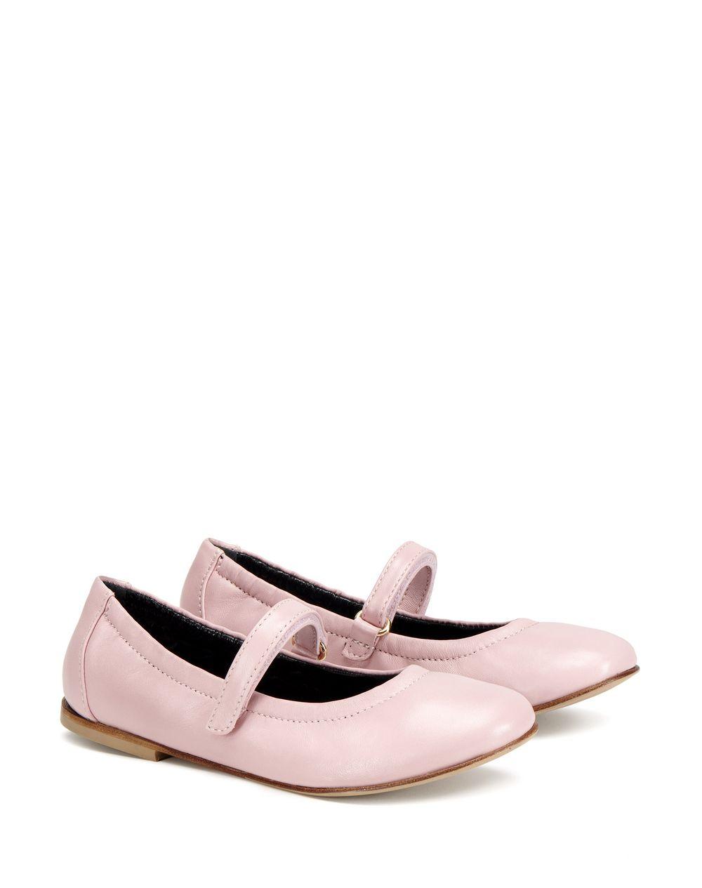 PINK BALLET FLATS  - Lanvin