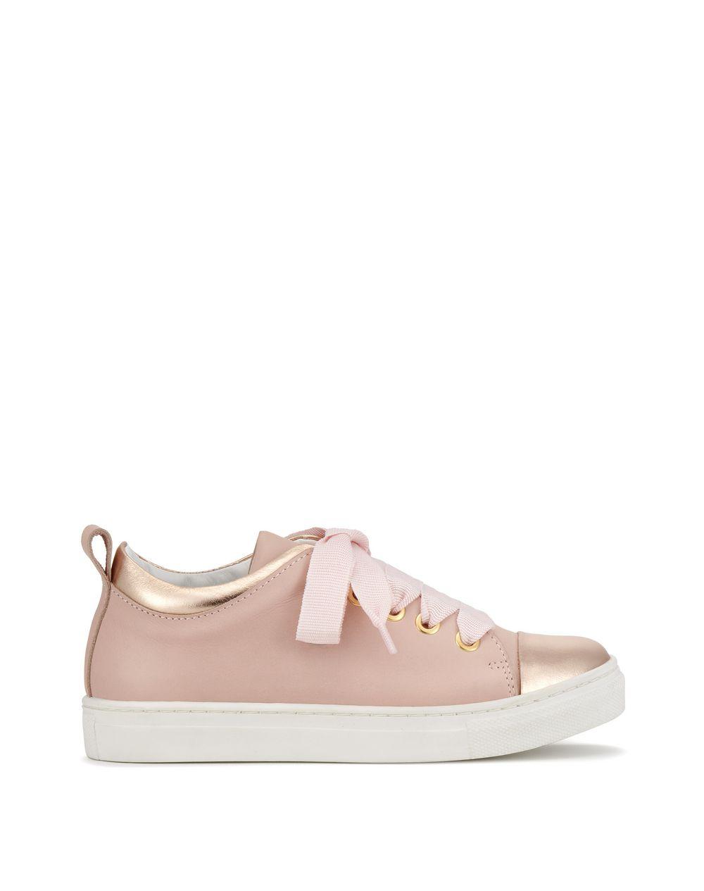 CON Donna SNEAKERS Sneakers NASTRO ROSA Childrenswear Lanvin xAWw4pq1