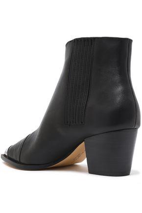 HALSTON HERITAGE Blythe embellished suede ankle boots