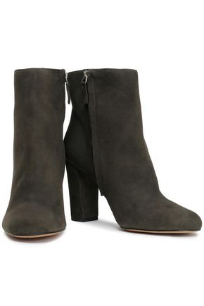 IRO Suede ankle boots