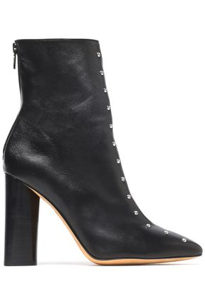IRO Studded leather ankle boots