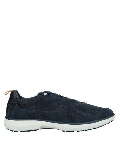 Купить Низкие кеды и кроссовки от LUMBERJACK темно-синего цвета