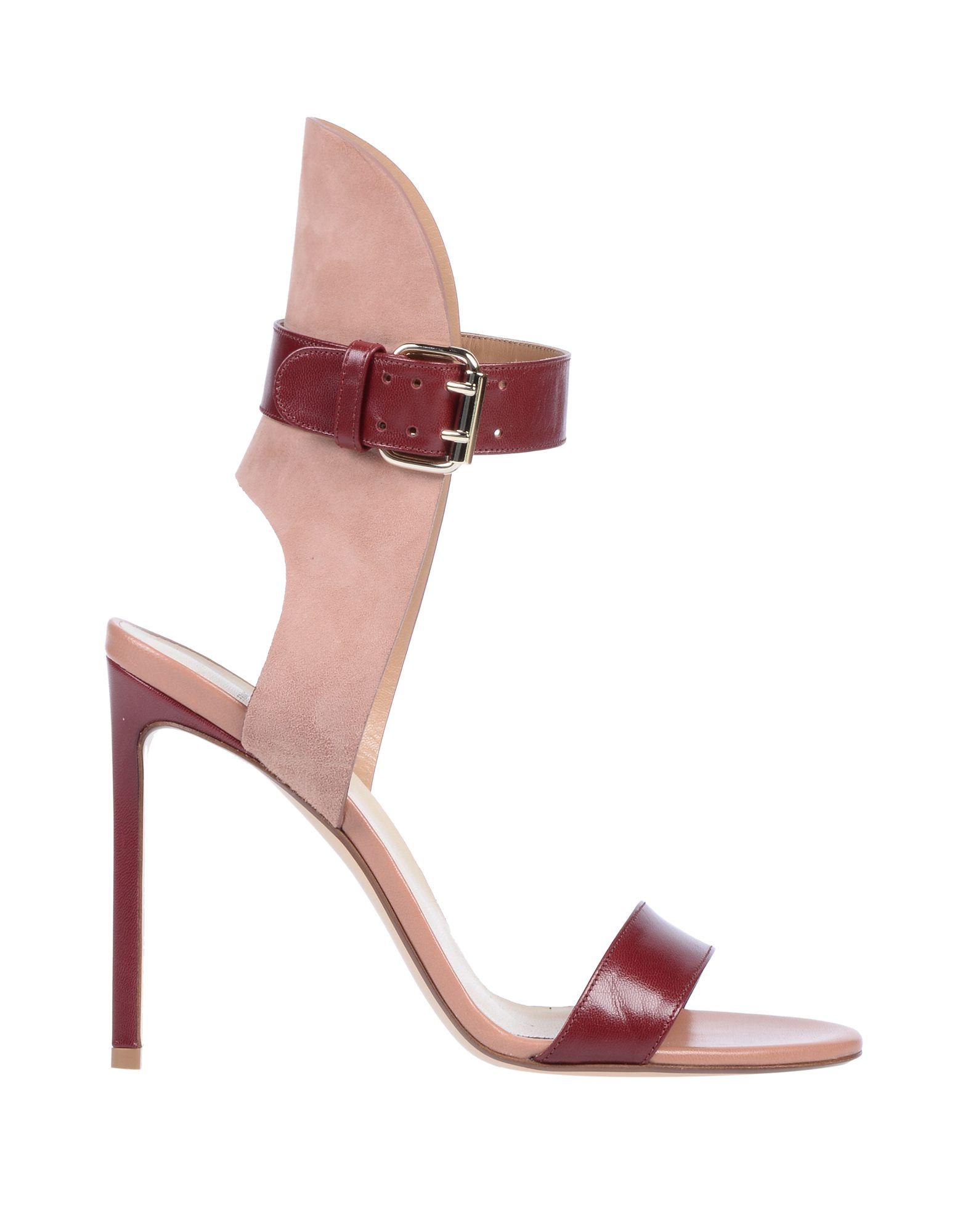 FRANCESCO RUSSO Босоножки на каблуке цены онлайн