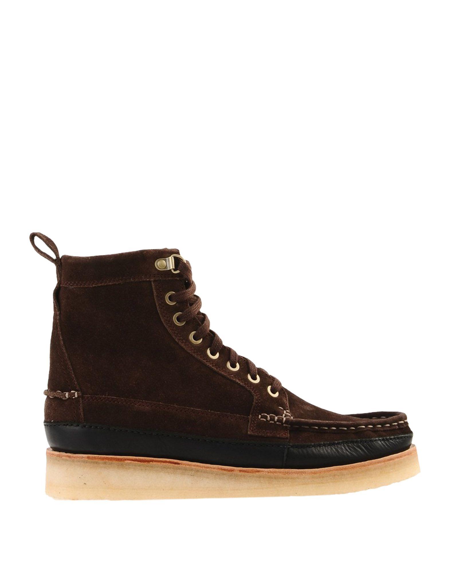 CLARKS ORIGINALS Полусапоги и высокие ботинки keep originals полусапоги и высокие ботинки