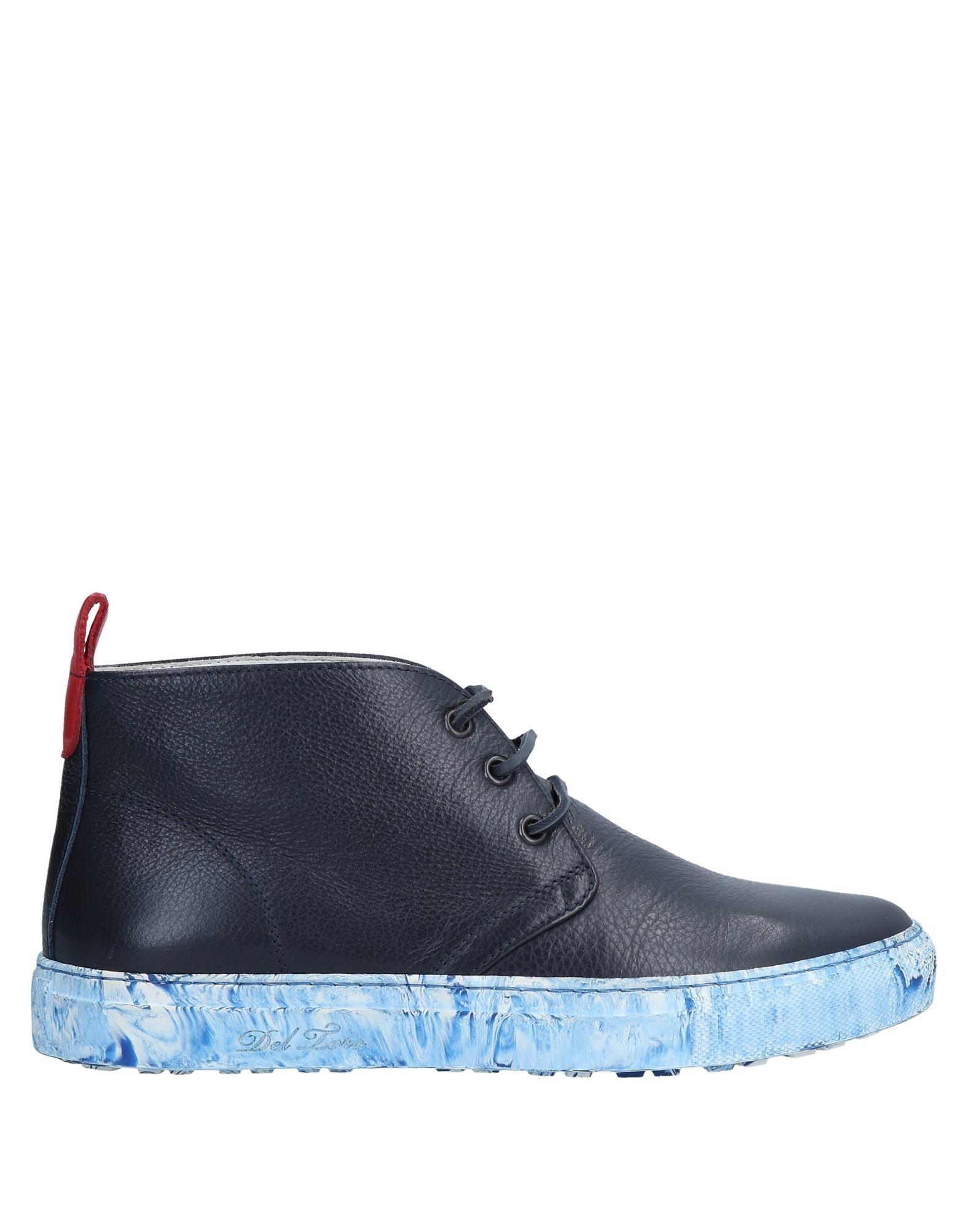 DEL TORO Полусапоги и высокие ботинки del toro высокие кеды и кроссовки