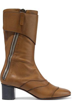 CHLOÉ Lexie leather boots