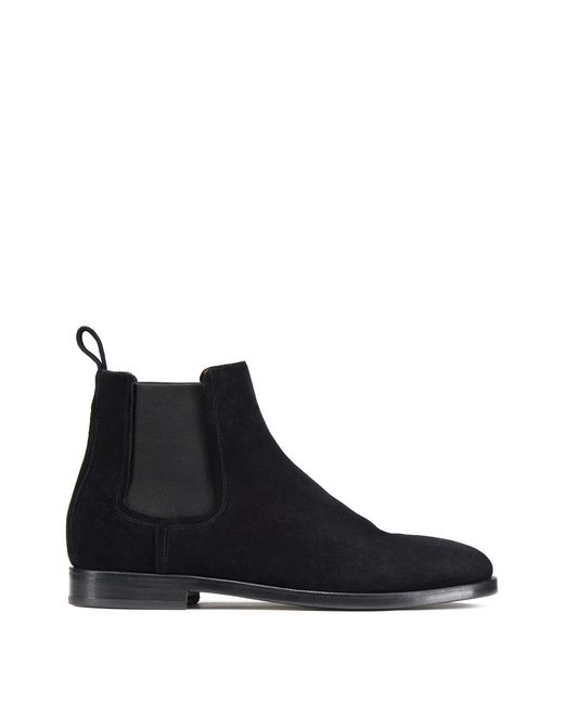 4de3e269810a SUEDE BULL CALFSKIN CHELSEA BOOT. US  695. BLACK LEATHER CHELSEA BOOT -  Lanvin