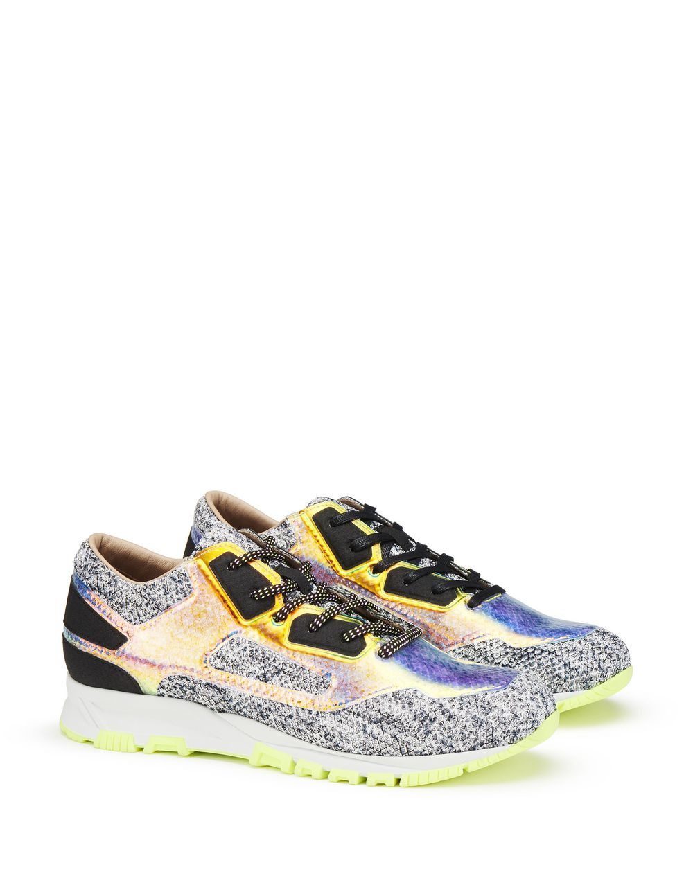 HIGH FREQUENCY RUNNING SHOE - Lanvin
