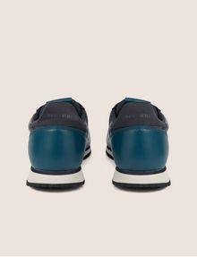 ARMANI EXCHANGE GEO CAMO CONTRAST LOW-TOP SNEAKER Sneakers [*** pickupInStoreShippingNotGuaranteed_info ***] d