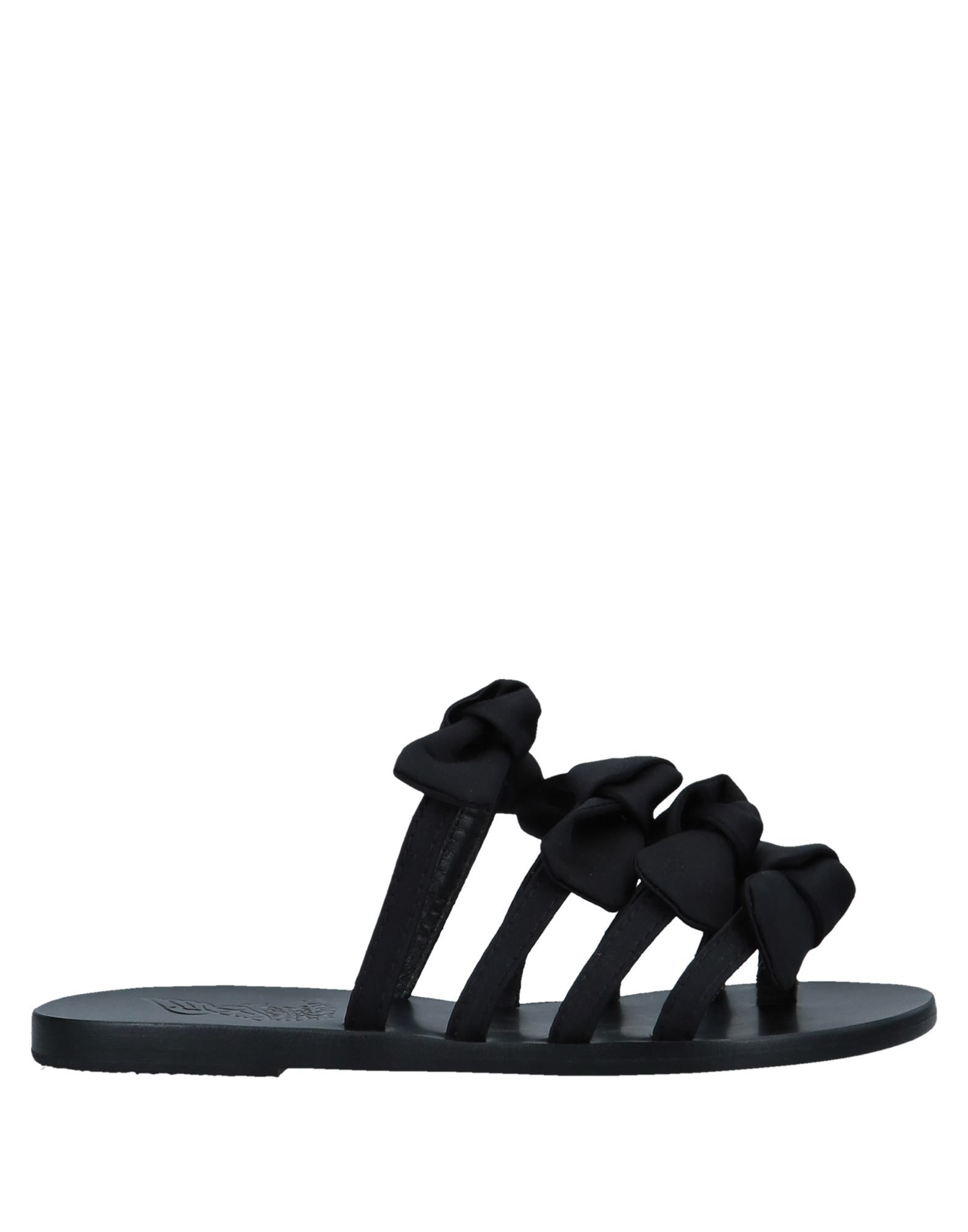 ANCIENT GREEK SANDALS Вьетнамки цены онлайн