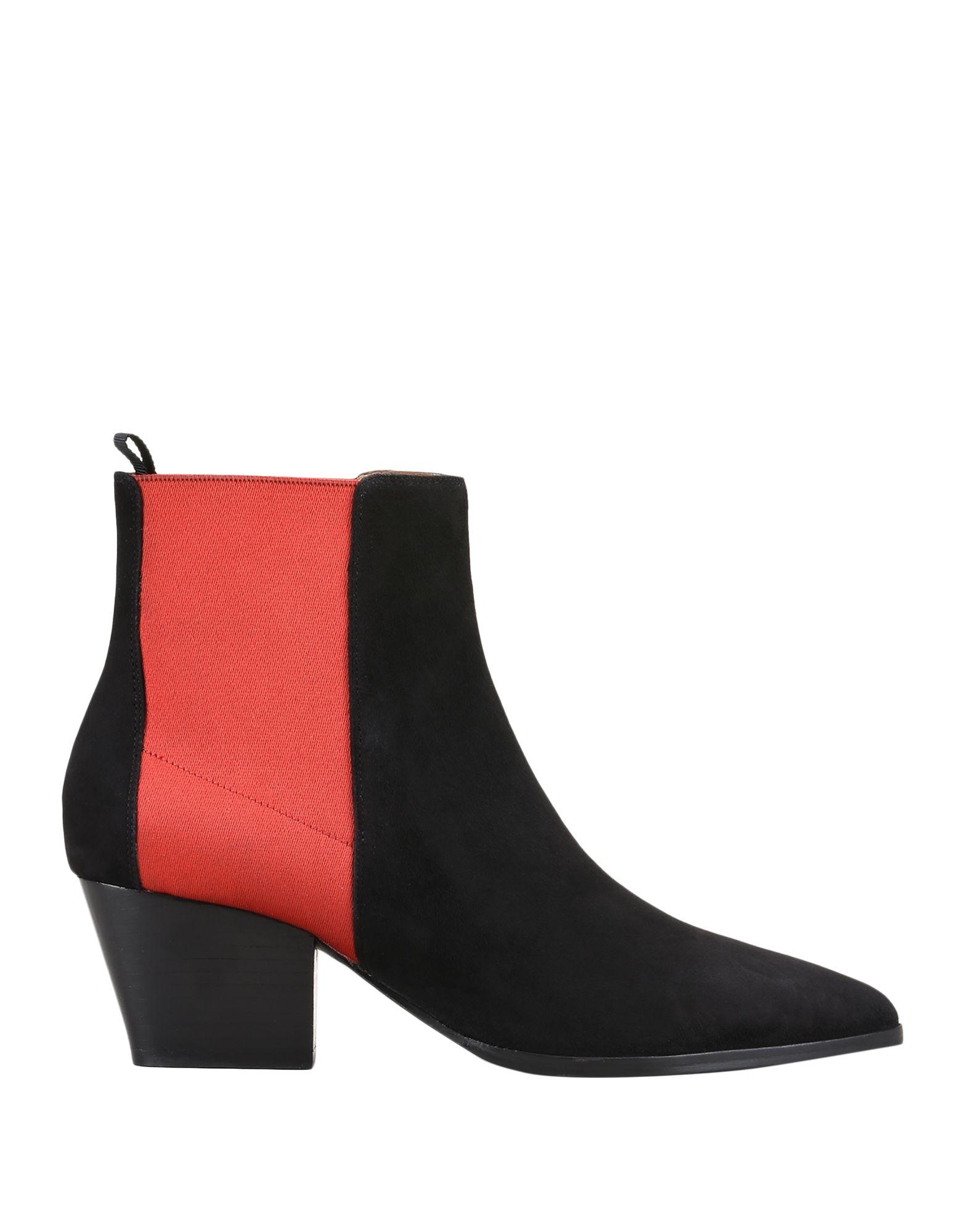 EMPORIO ARMANI Полусапоги и высокие ботинки armani exchange полусапоги и высокие ботинки