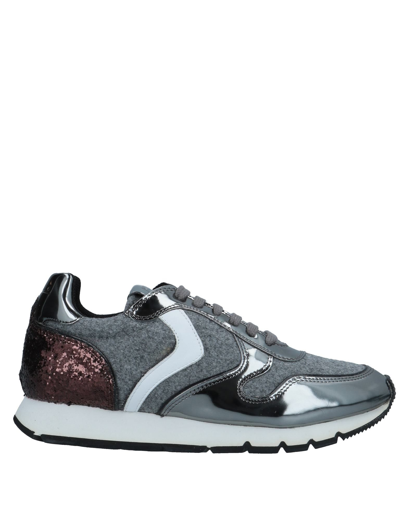 VOILE BLANCHE Sneakers in Lead