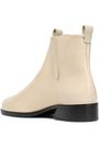 MERCEDES CASTILLO Leather ankle boots