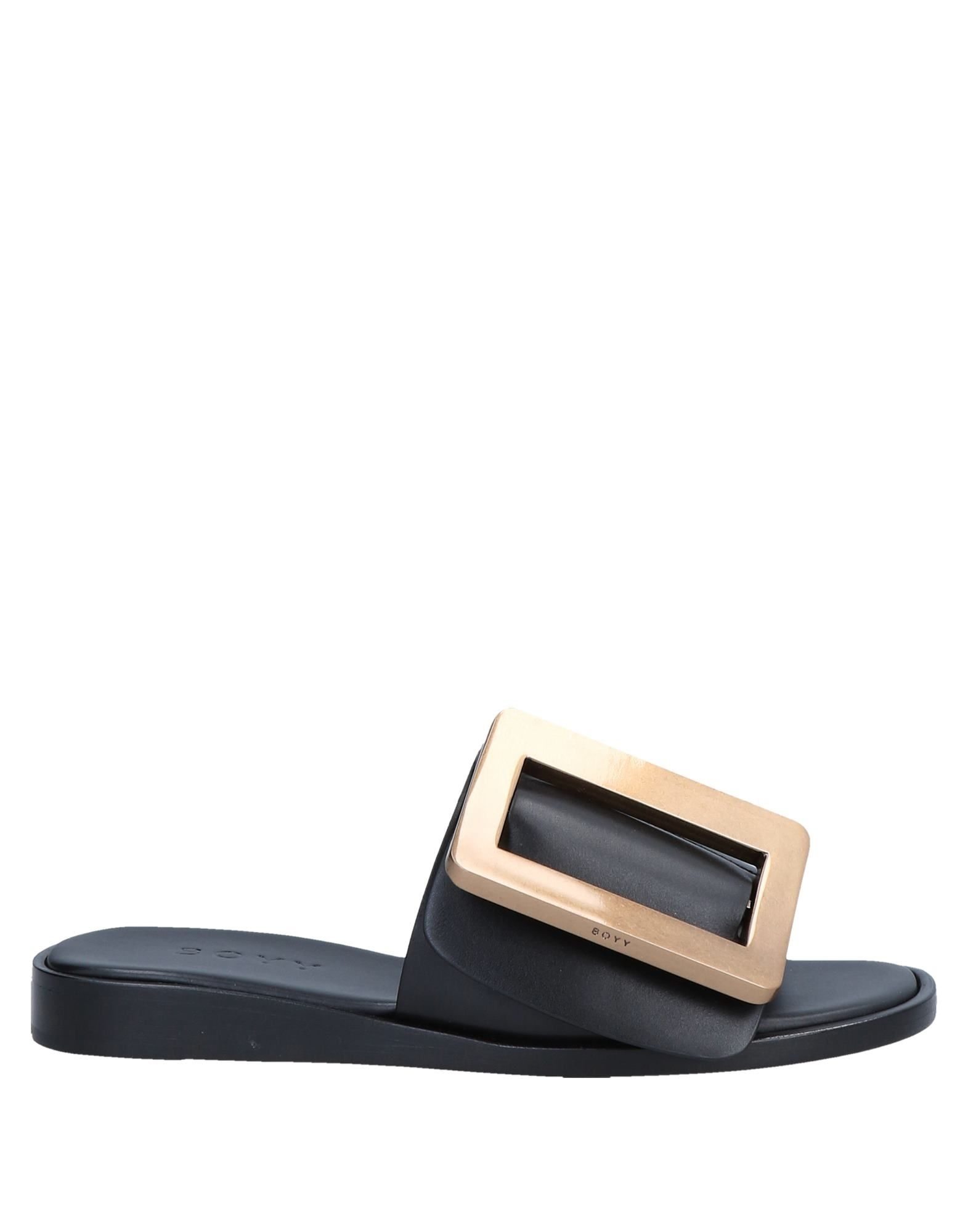 BOYY Sandals in Black