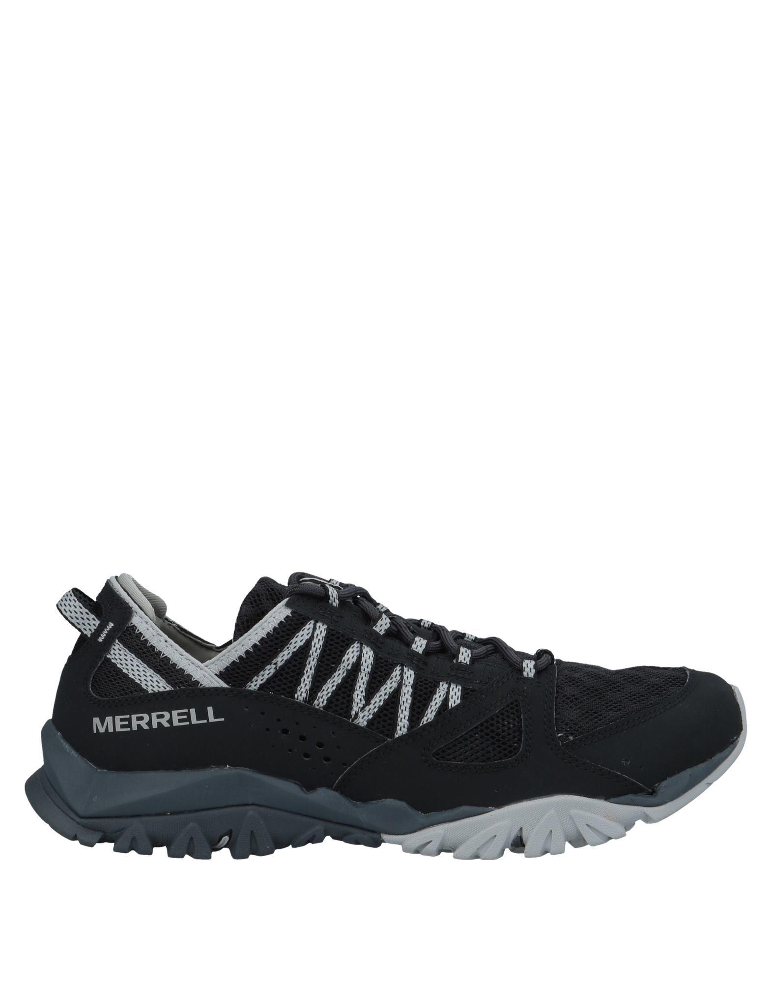 MERRELL Низкие кеды и кроссовки цены онлайн