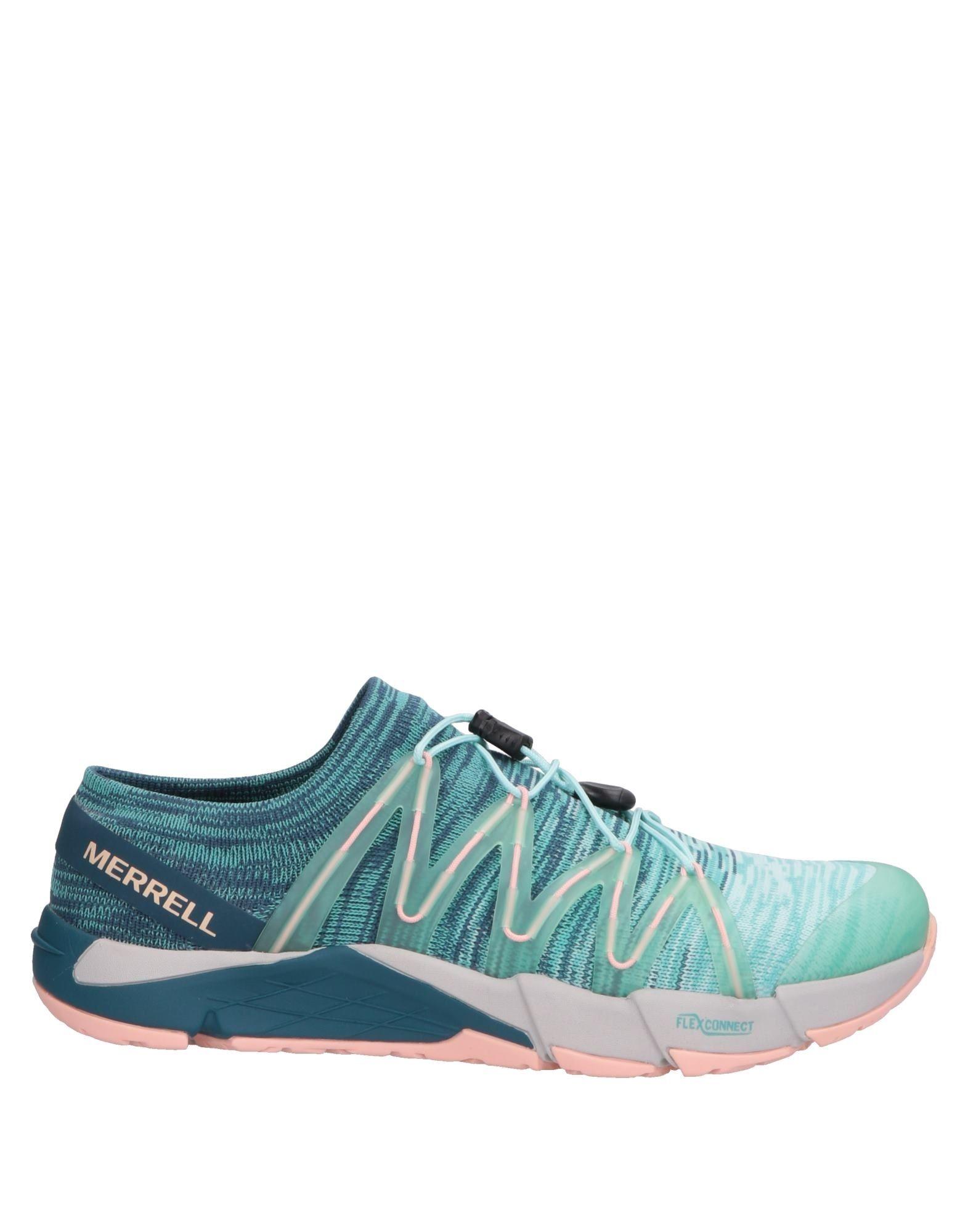 MERRELL Низкие кеды и кроссовки трекинговые кроссовки merrell j89492 moab gtx