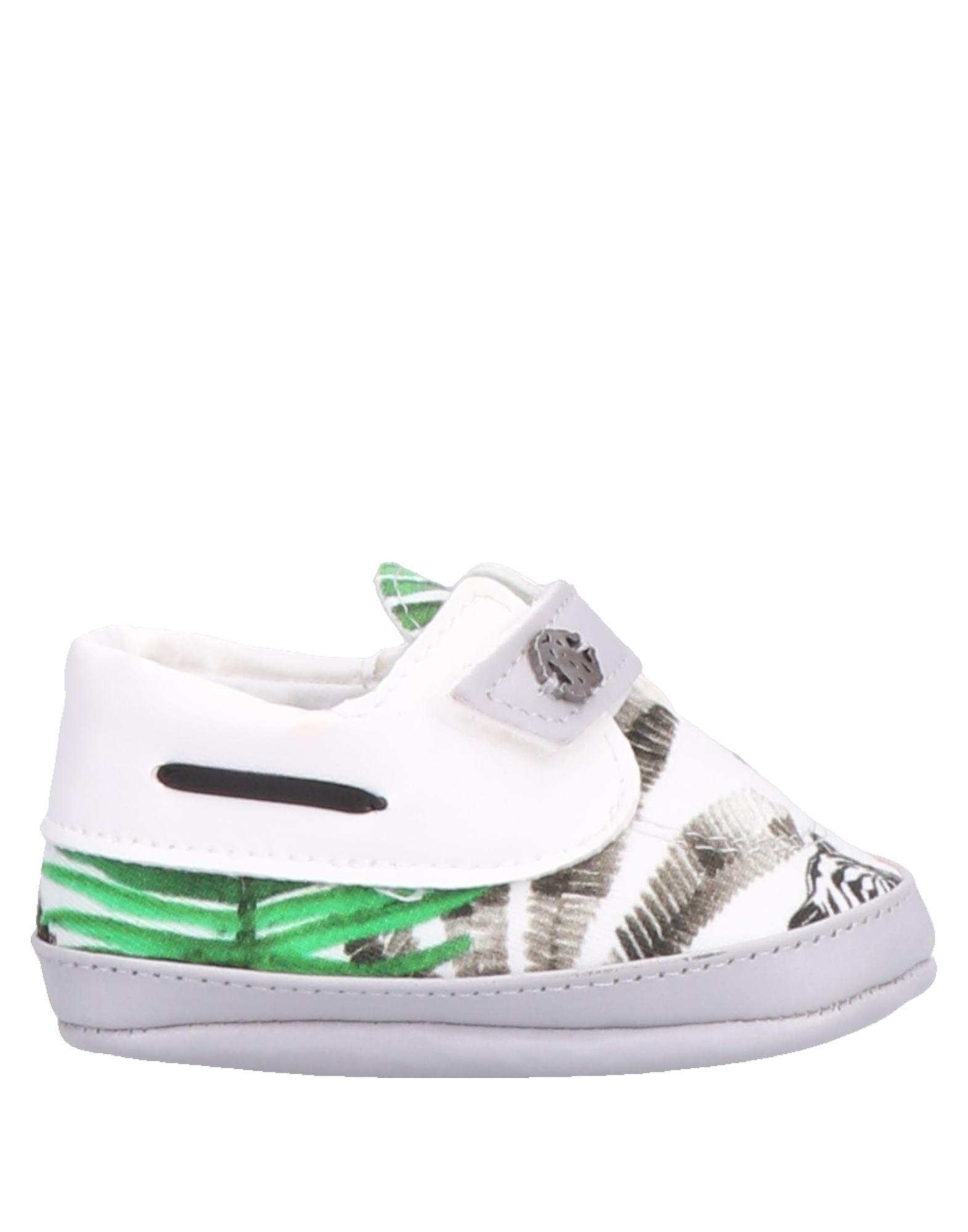 ROBERTO CAVALLI Обувь для новорожденных цены онлайн
