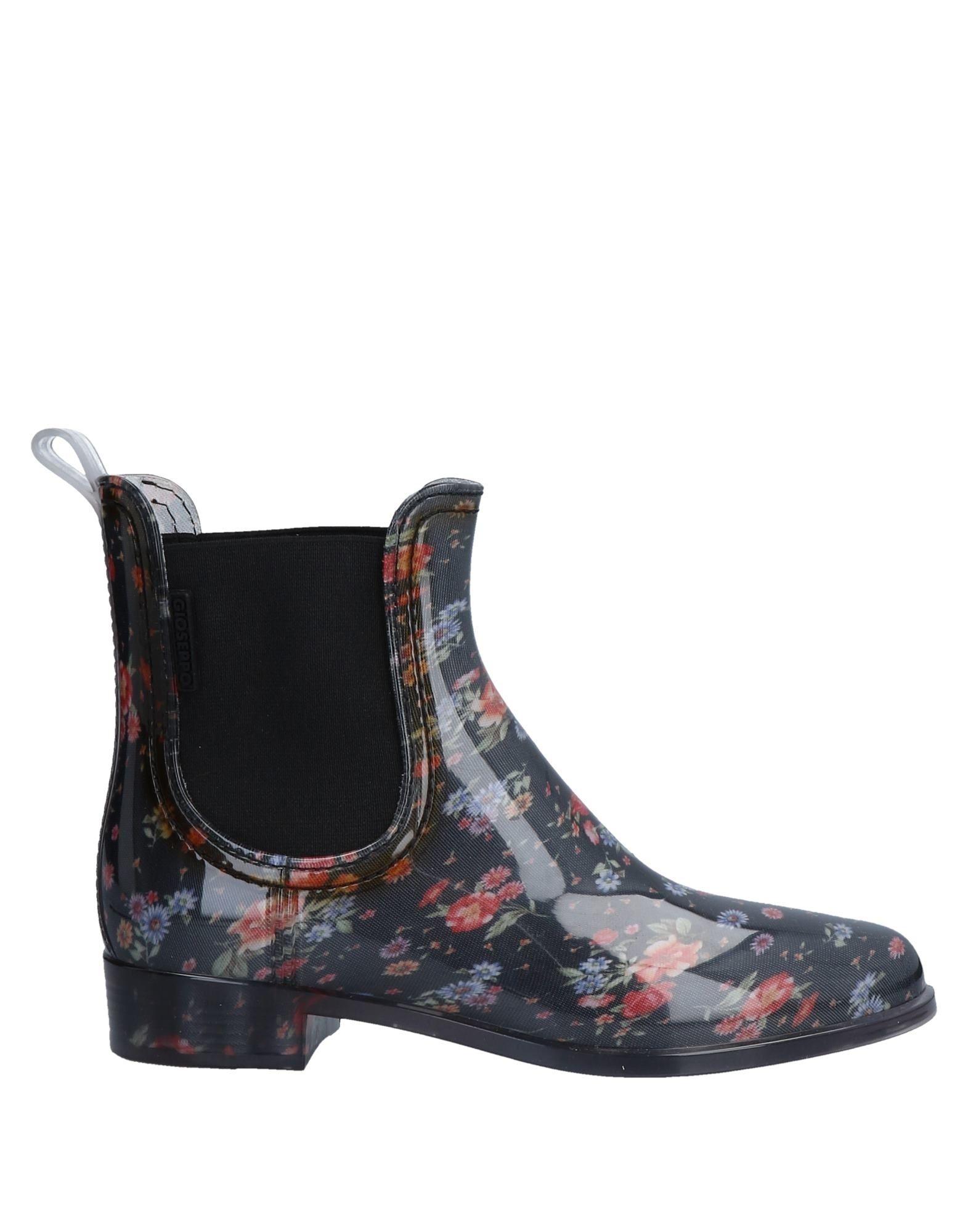 GIOSEPPO Полусапоги и высокие ботинки why not полусапоги и высокие ботинки