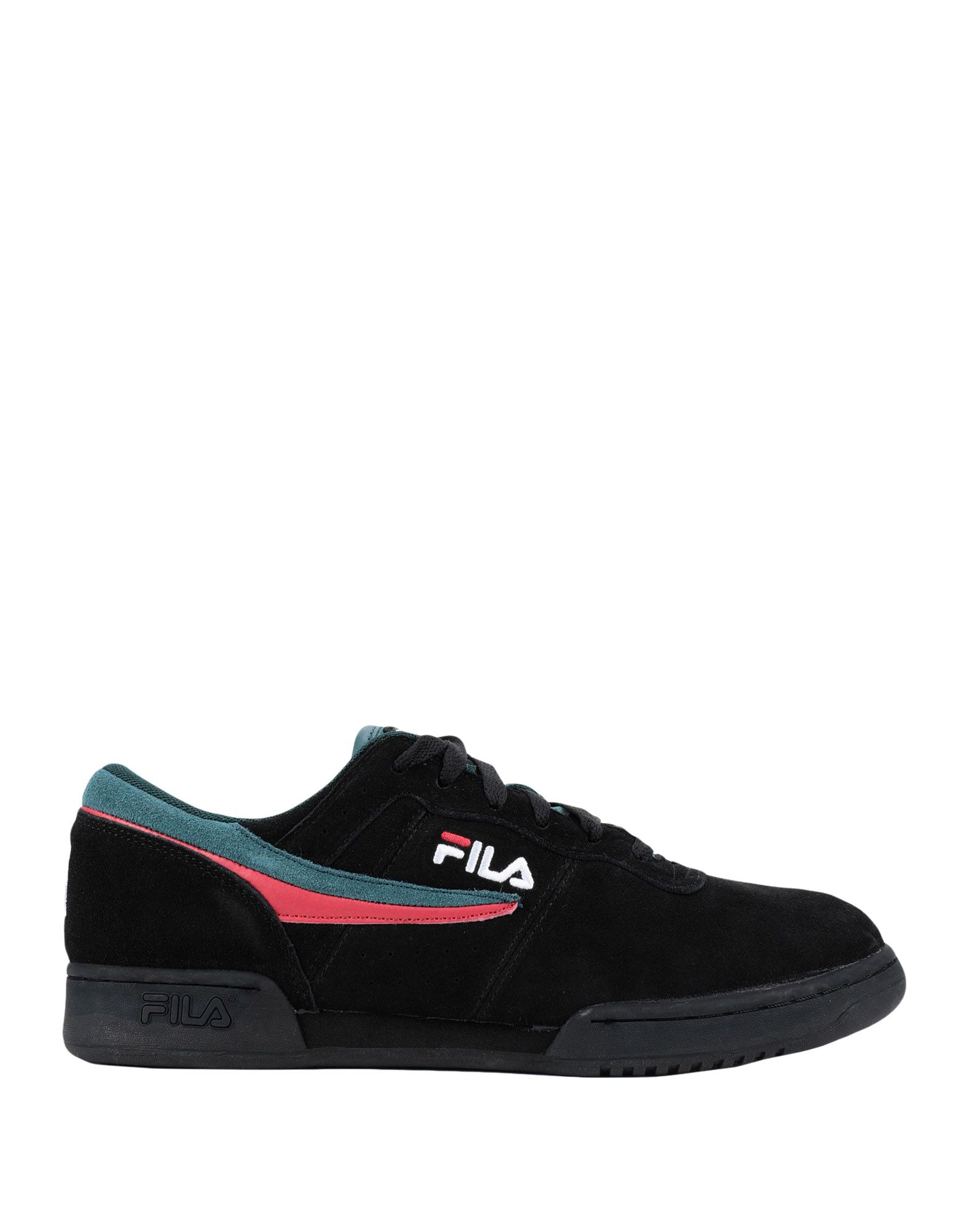 FILA メンズ スニーカー&テニスシューズ(ローカット) Original Fitness S ブラック