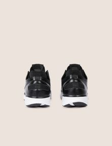 ARMANI EXCHANGE EMBOSSED ALLOVER LOGO SNEAKER Sneakers [*** pickupInStoreShippingNotGuaranteed_info ***] d