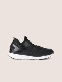 ARMANI EXCHANGE EMBOSSED ALLOVER LOGO SNEAKER Sneakers [*** pickupInStoreShippingNotGuaranteed_info ***] f
