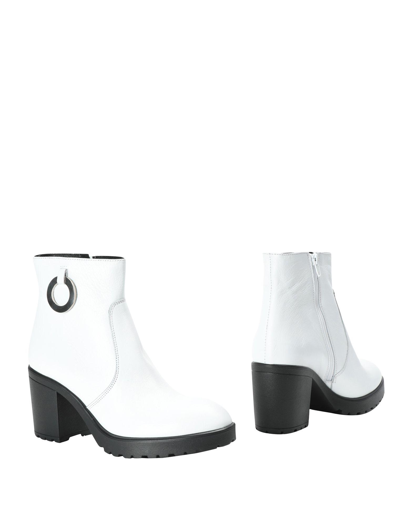 FABRIZIO CHINI Полусапоги и высокие ботинки цены онлайн