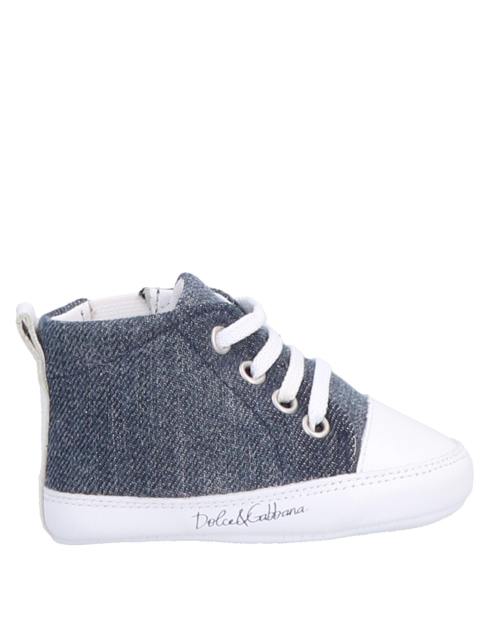 DOLCE & GABBANA Обувь для новорожденных обувь для детей
