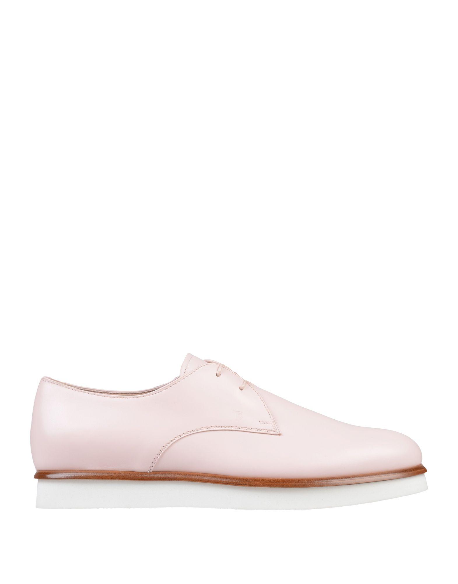 Фото - TOD'S Обувь на шнурках обувь на высокой платформе dkny