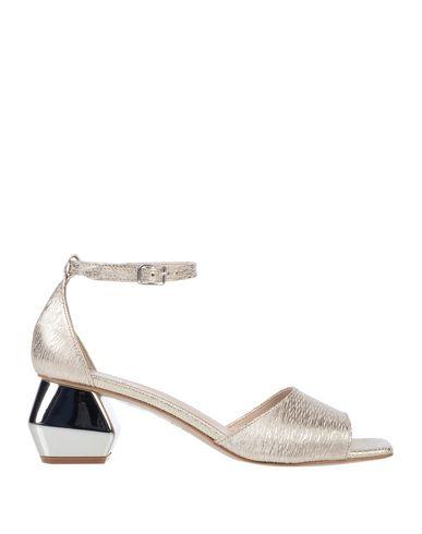 Купить Женские сандали JEANNOT цвет платиновый