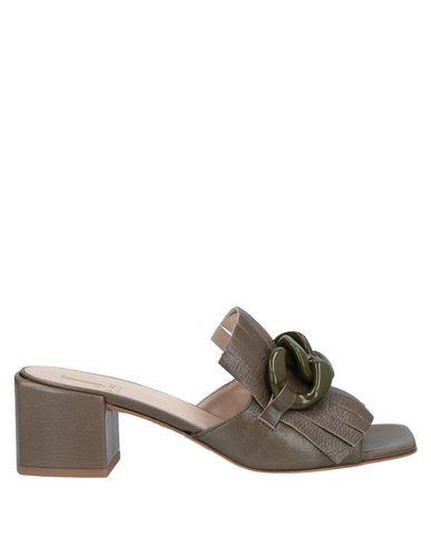 Купить Женские сандали JEANNOT цвет зеленый-милитари
