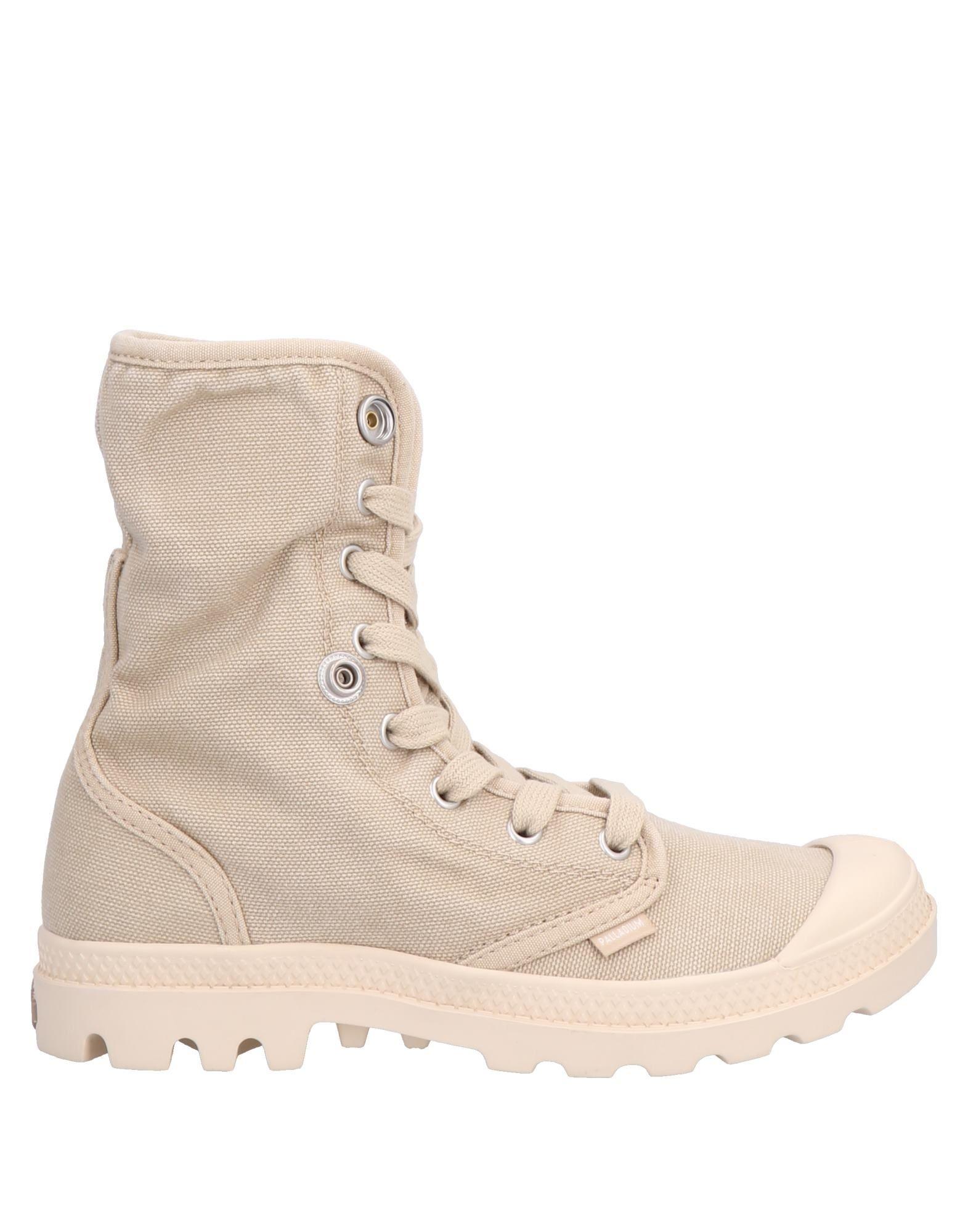 PALLADIUM Полусапоги и высокие ботинки ботинки swims ботинки без каблука