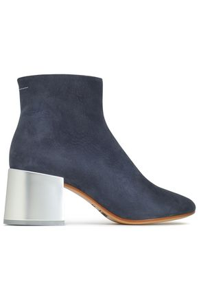 MM6 MAISON MARGIELA Nubuck ankle boots