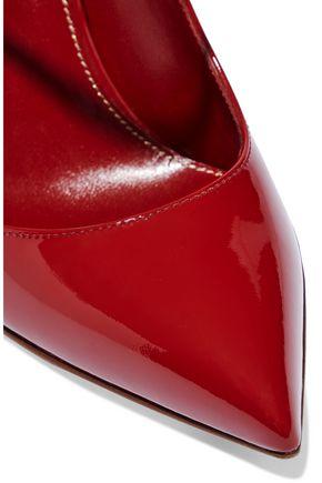 SERGIO ROSSI Patent-leather pumps