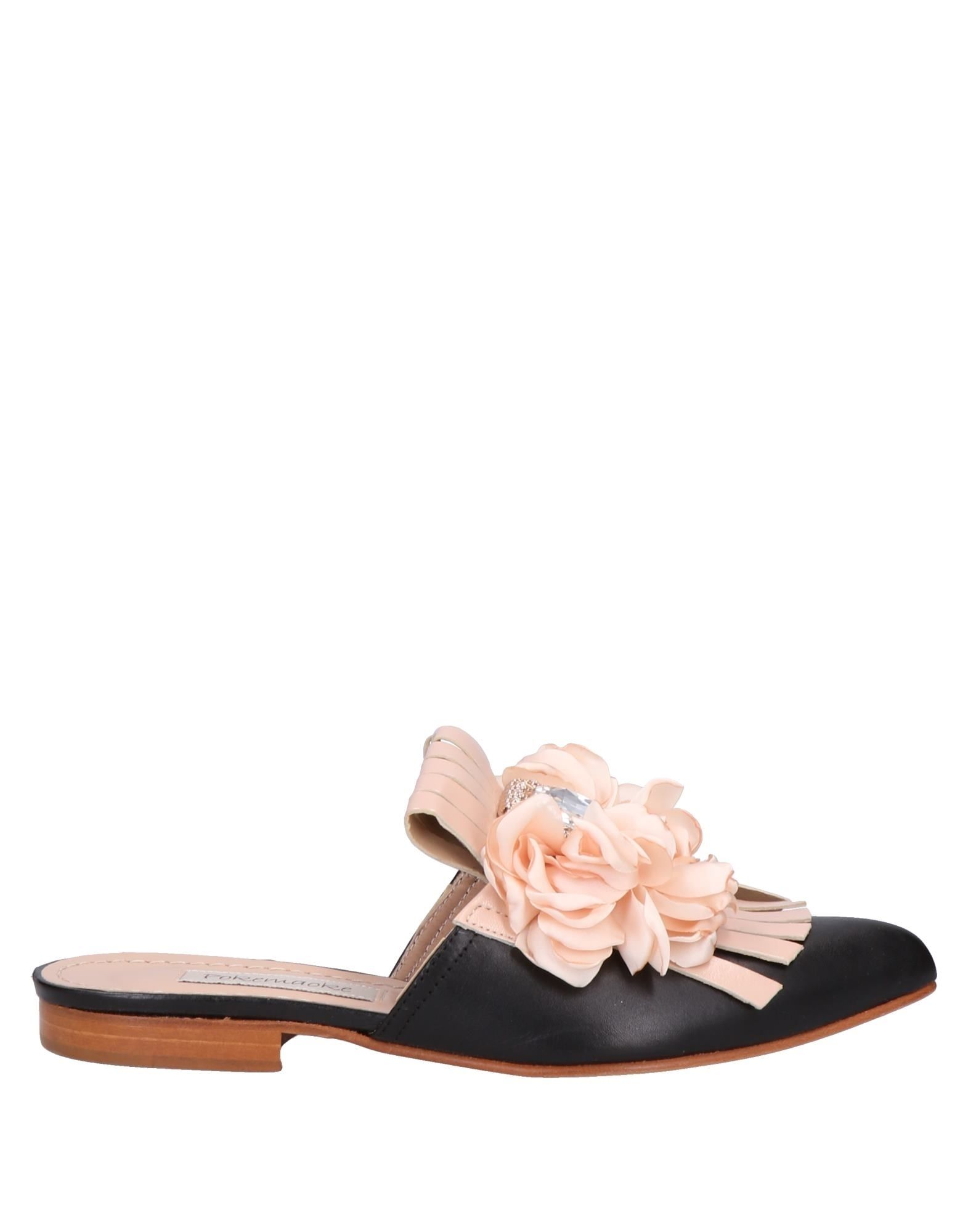 Pokemaoke Mules And Clogs In Light Pink
