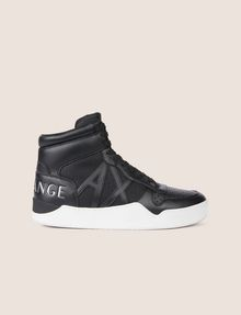 ARMANI EXCHANGE RETRO MESH HIGH-TOP SNEAKER Sneakers [*** pickupInStoreShippingNotGuaranteed_info ***] f