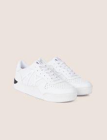 ARMANI EXCHANGE MESH LOGO LOW-TOP SNEAKER Sneaker [*** pickupInStoreShippingNotGuaranteed_info ***] r