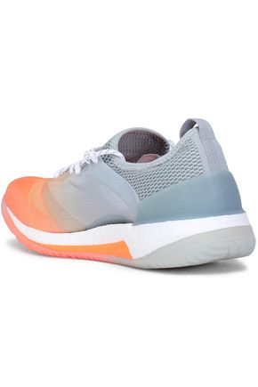 ADIDAS by STELLA McCARTNEY Stretch-mesh sneakers