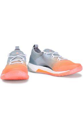 ADIDAS by STELLA McCARTNEY PureBOOST X TR 3.0 stretch-mesh sneakers