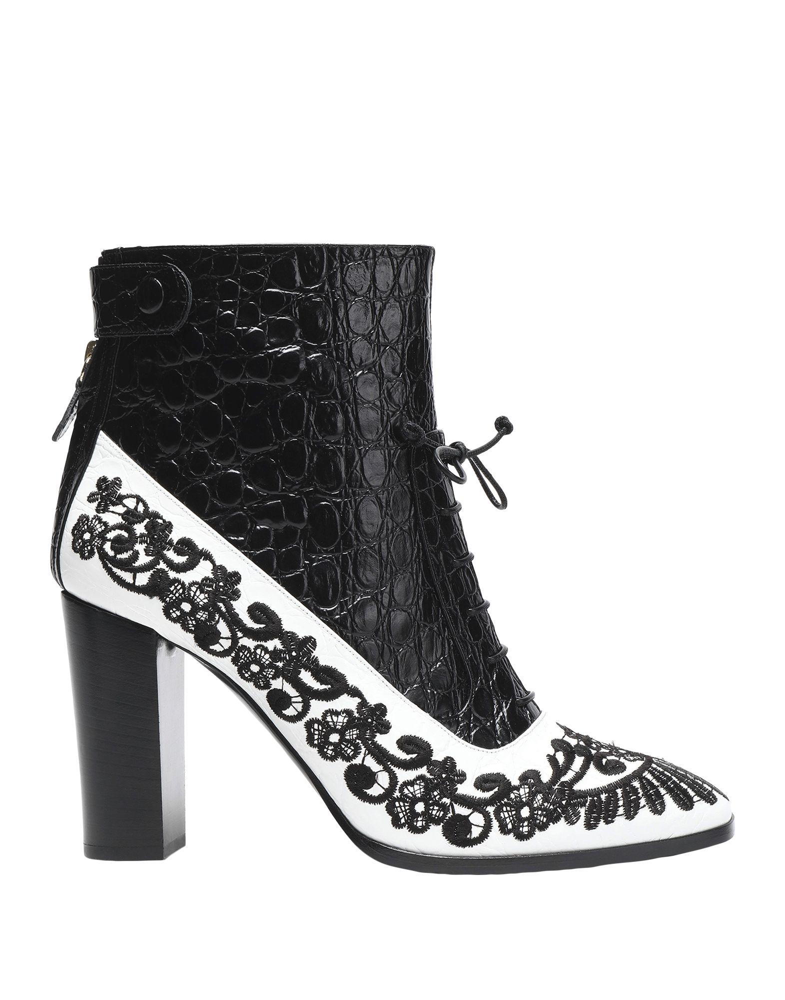NICHOLAS KIRKWOOD FOR ERDEM Полусапоги и высокие ботинки цены онлайн