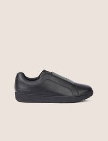 ARMANI EXCHANGE ELASTIC SLIP-ON LOW-TOP SNEAKER Sneakers Man f